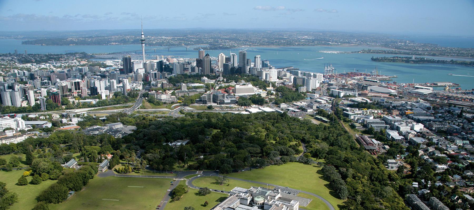 Auckland City - fluoride free NZ