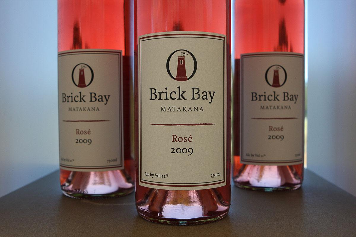 Brick Bay wines - Matakana wine tour
